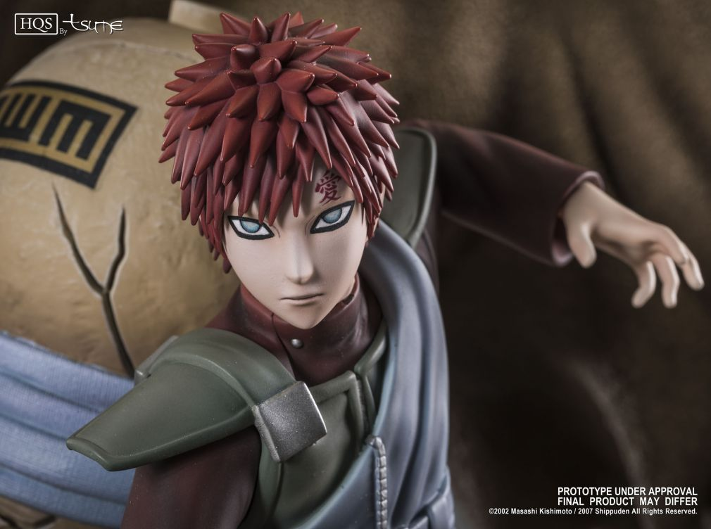 "Gaara "" A father's hope, a mother's love"""