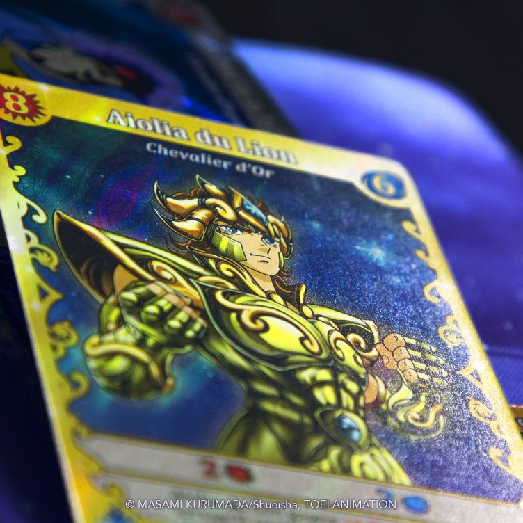 Saint-Seiya: Le Deck-Building