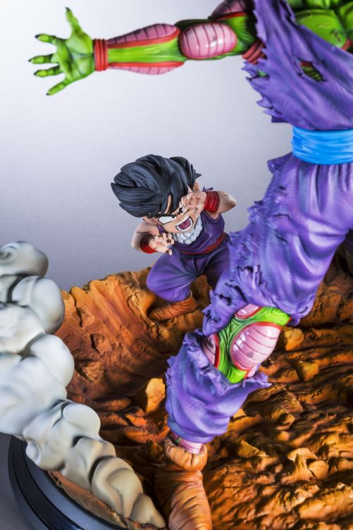 Piccolo s redemption